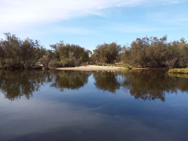 Река Эвона стоковые изображения rf