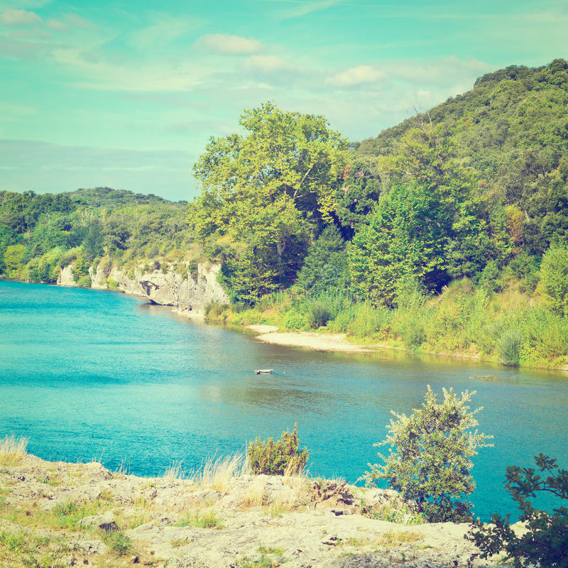 Download Река стоковое фото. изображение насчитывающей ручейка - 41656140
