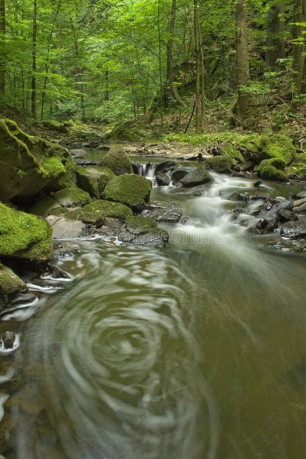 река 9 стоковое изображение
