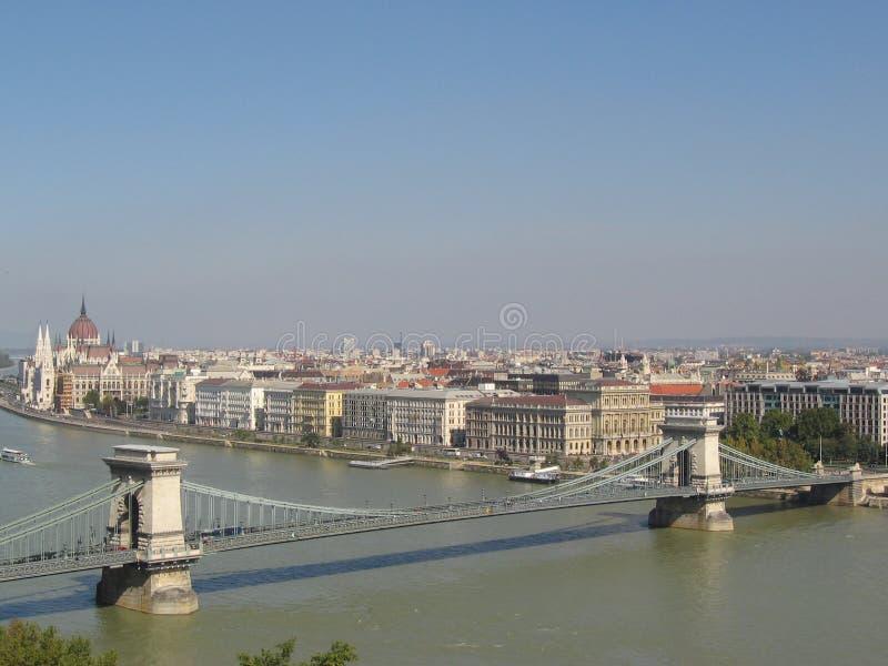 река budapest danube стоковые изображения
