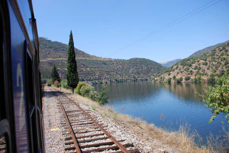 река douro стоковые изображения rf