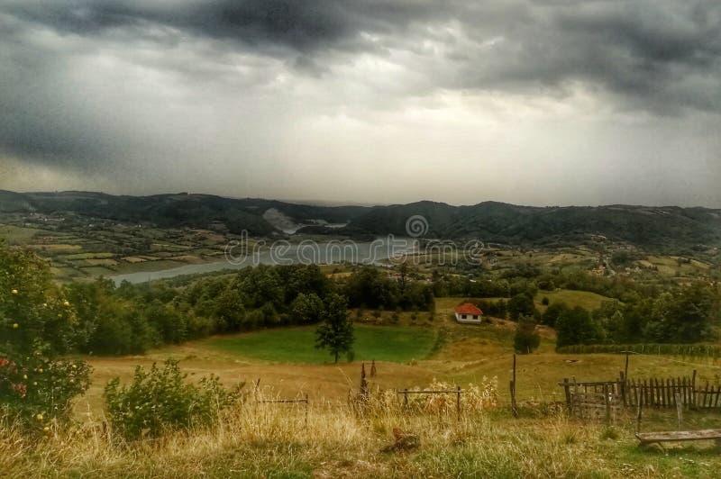 Река Drina стоковые изображения