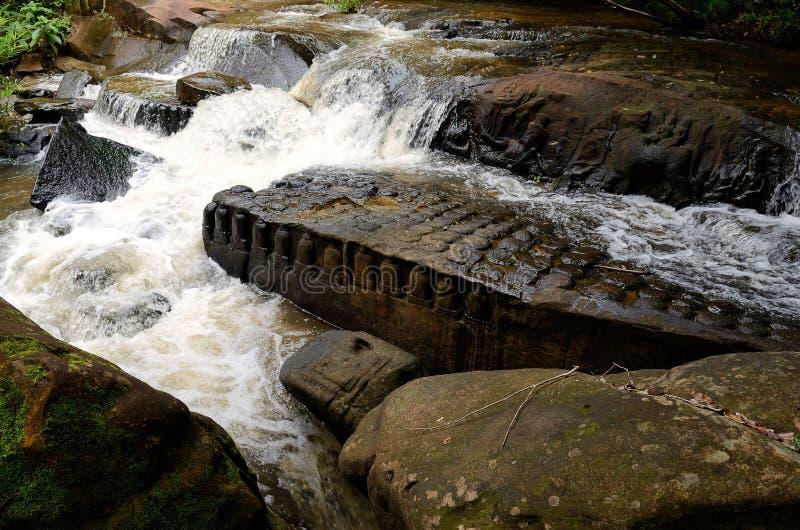 Река 1000 lingas стоковые фотографии rf