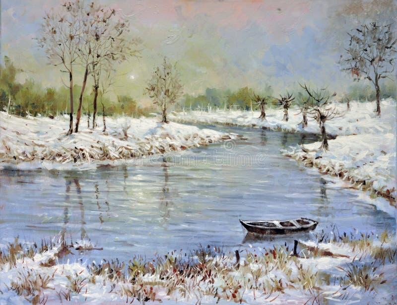 Река Niederrein стоковые изображения