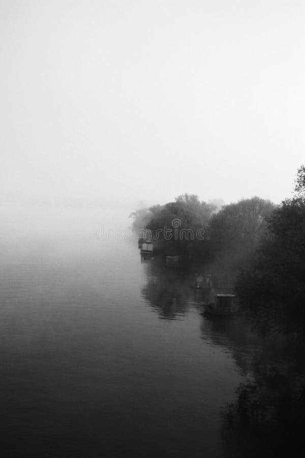 Река Odra стоковое фото