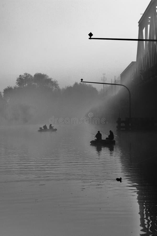 Река Odra стоковые фотографии rf