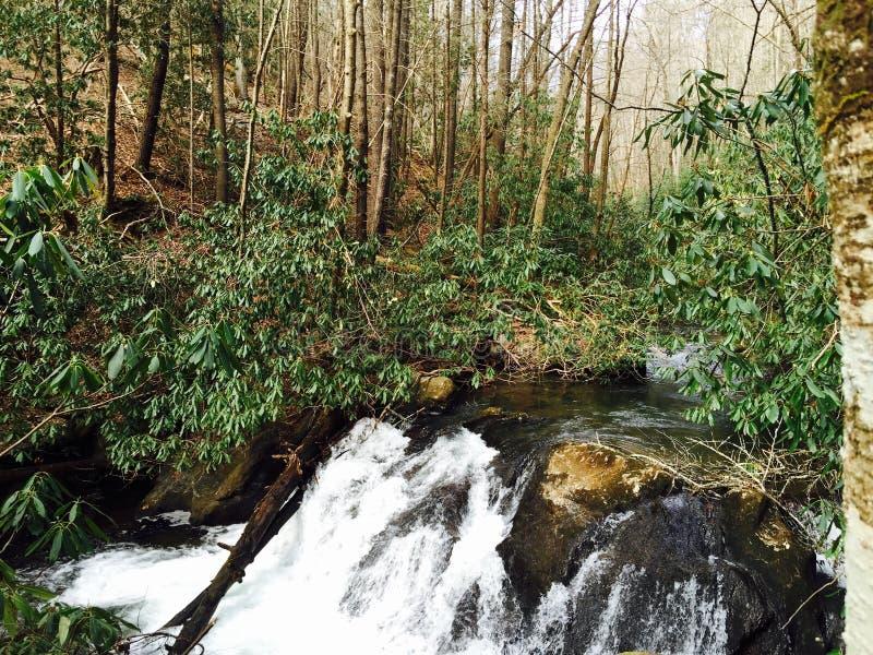 Река Tahluhla стоковая фотография
