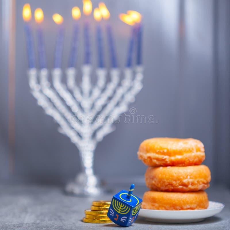 Религиозные символы еврейского праздника Хануки