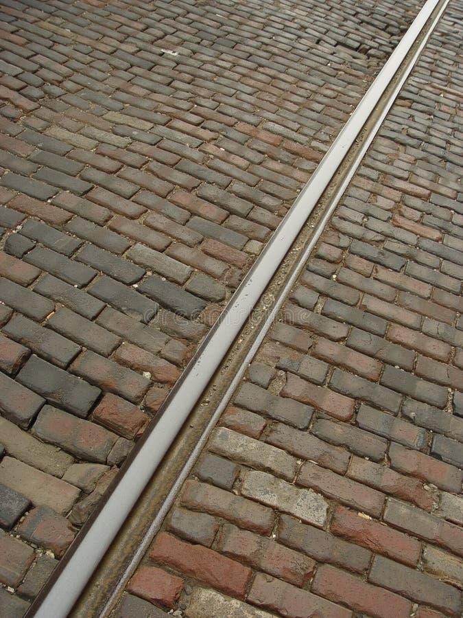 рельсовый путь стоковое изображение rf