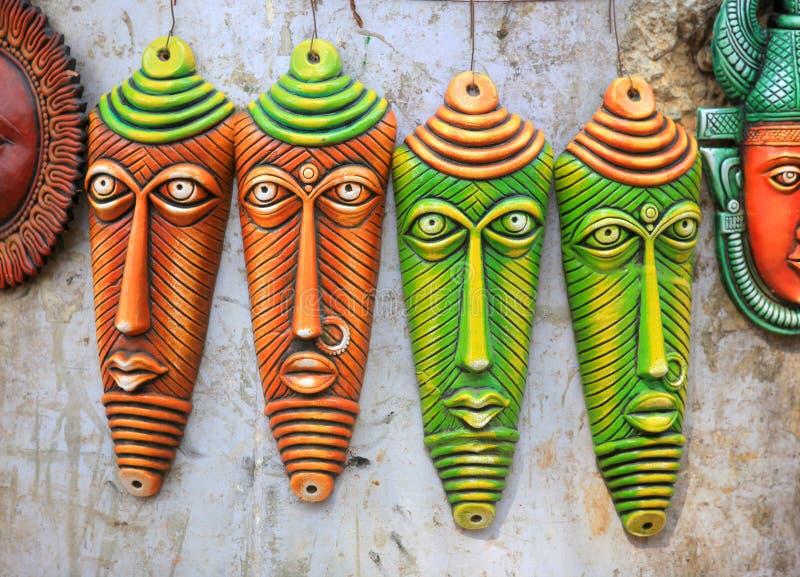 ремесленничества Индия стоковые изображения