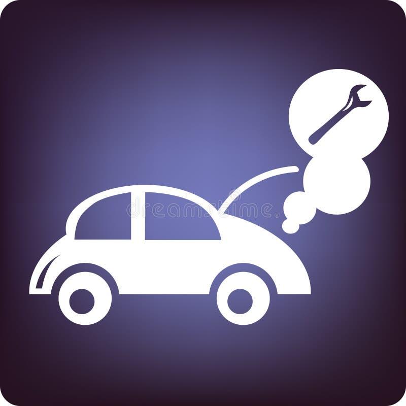 ремонт автомобиля бесплатная иллюстрация