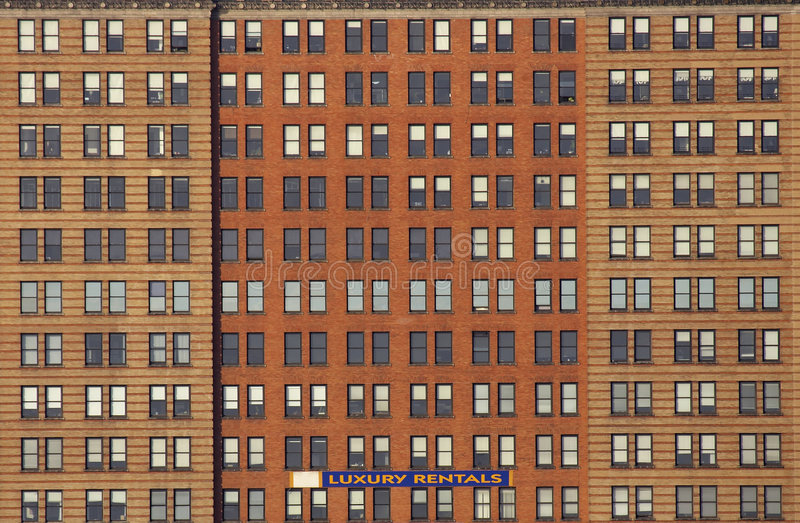 рента квартир стоковые изображения rf