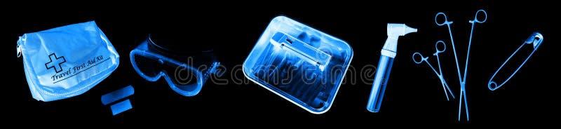 Рентгеновский снимок стоковое фото rf