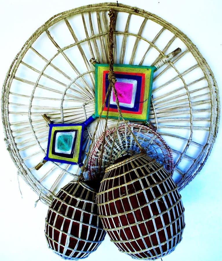 Репрезентивный орнамент андийских культур стоковые изображения