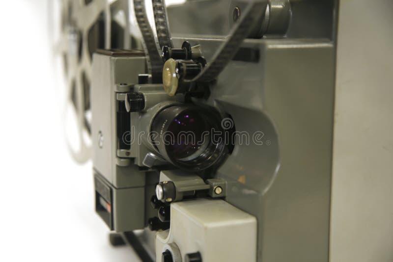 репроектор пленки 16mm стоковые изображения rf