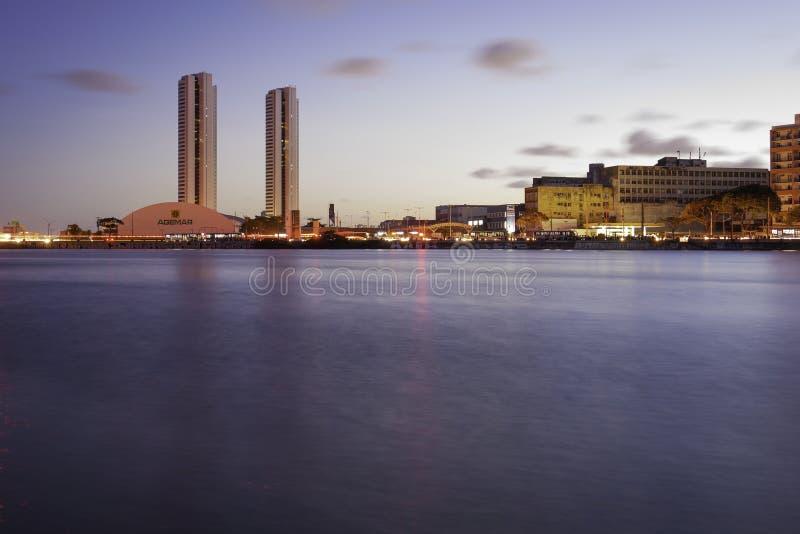 Ресифи в Pernambuco, Бразилии стоковое фото rf