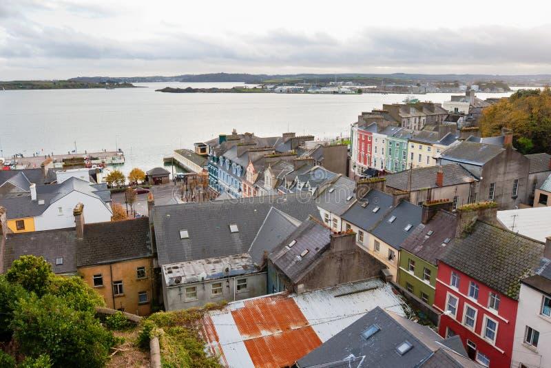 республика Ирландии cobh стоковые фото