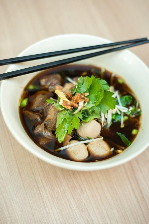 ресторан лапшей еды говядины китайский стоковое фото rf
