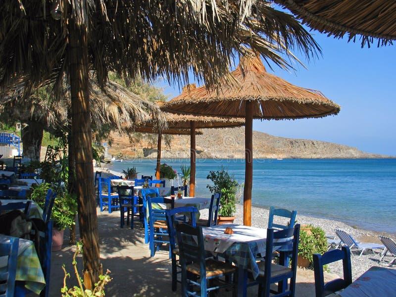 ресторан greec стоковые фото