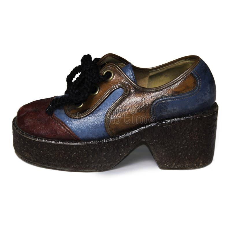 ретро ботинок стоковые фото