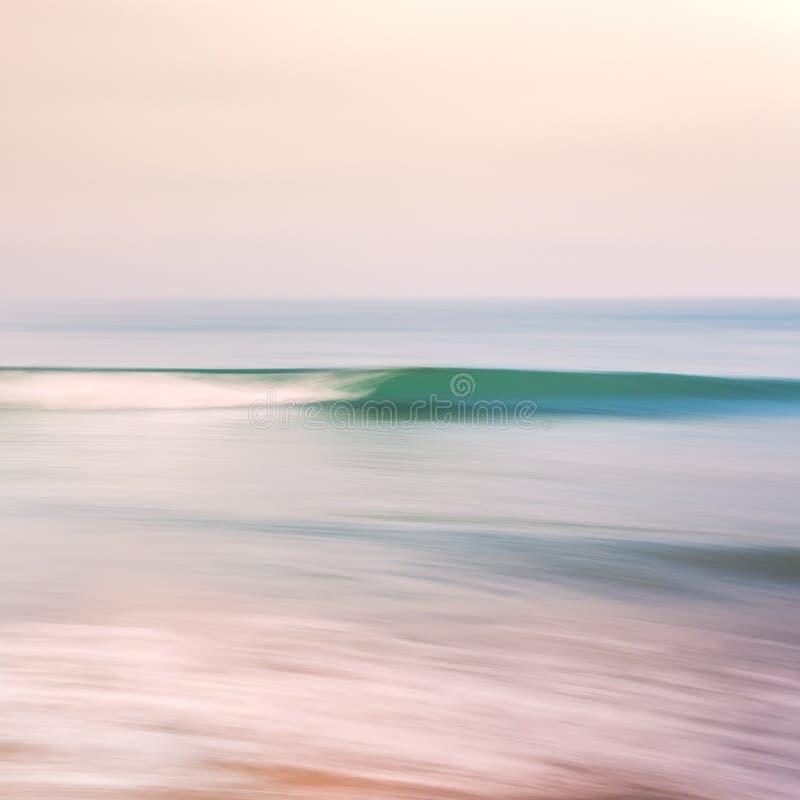 Ретро волна стоковая фотография