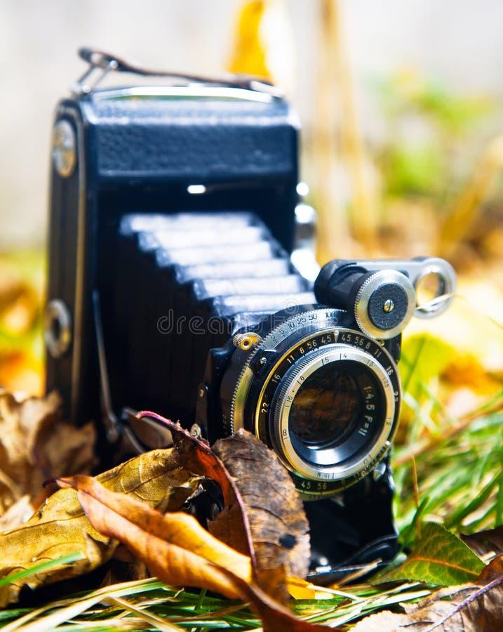 Ретро камера фото стоковое фото