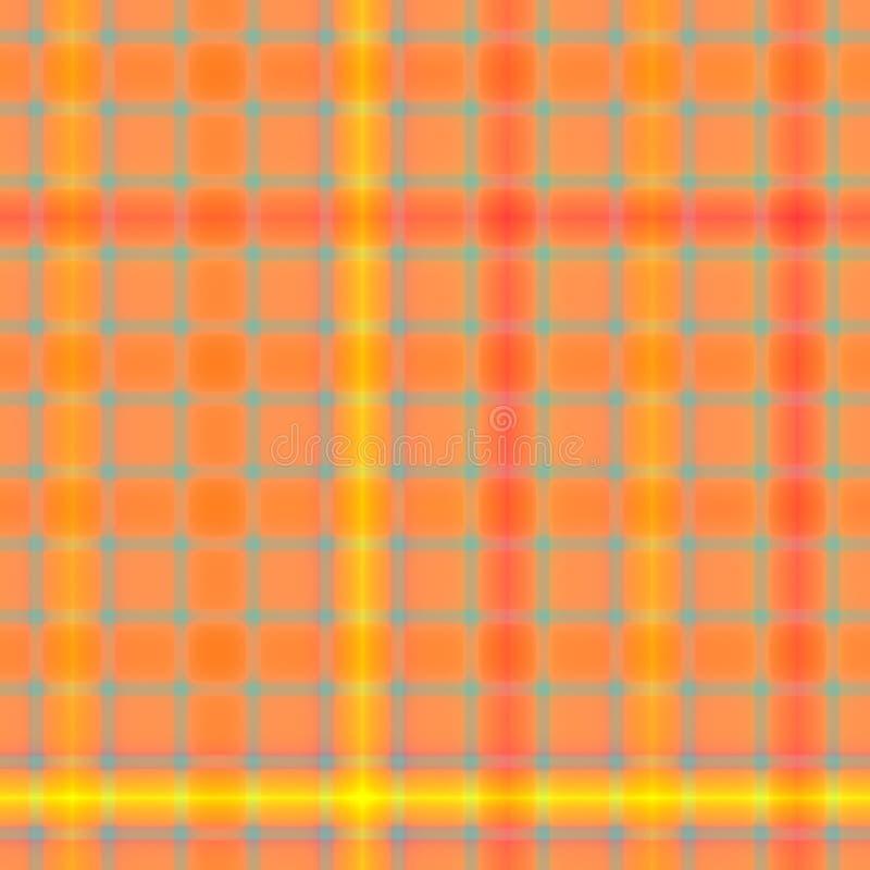 ретро квадраты иллюстрация вектора