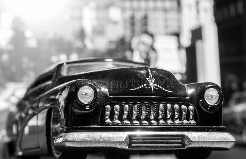 Ретро классический автомобиль стоковое фото rf