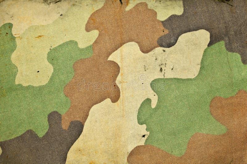 Ретро предпосылка армии камуфлирования стоковое изображение rf