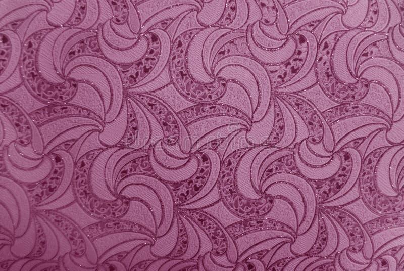 ретро предпосылки флористическое пурпуровое стоковые фотографии rf