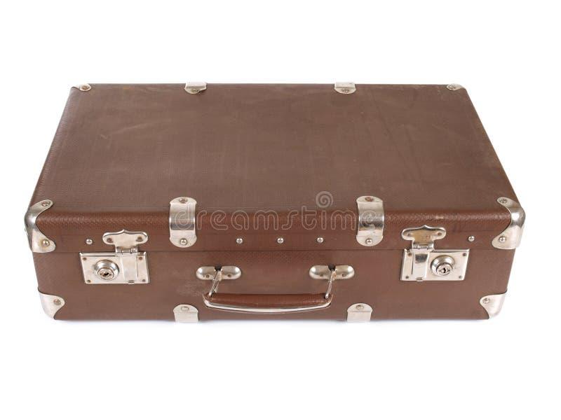 Ретро чемодан 5 стоковая фотография