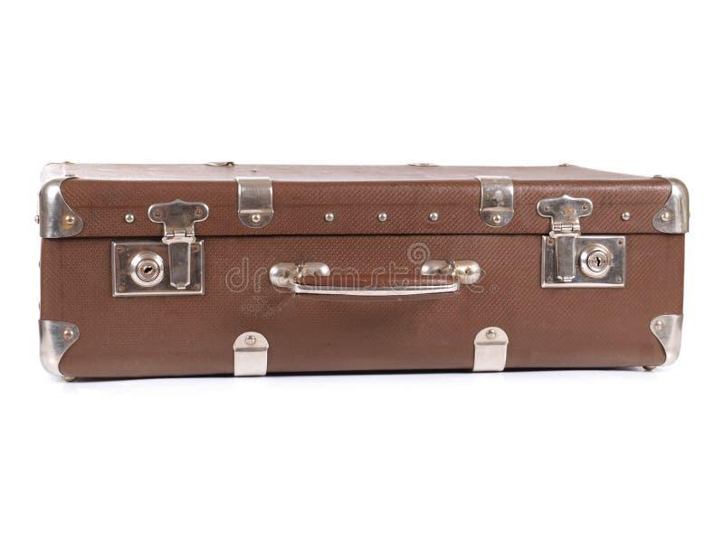 Ретро чемодан 4 стоковые изображения rf