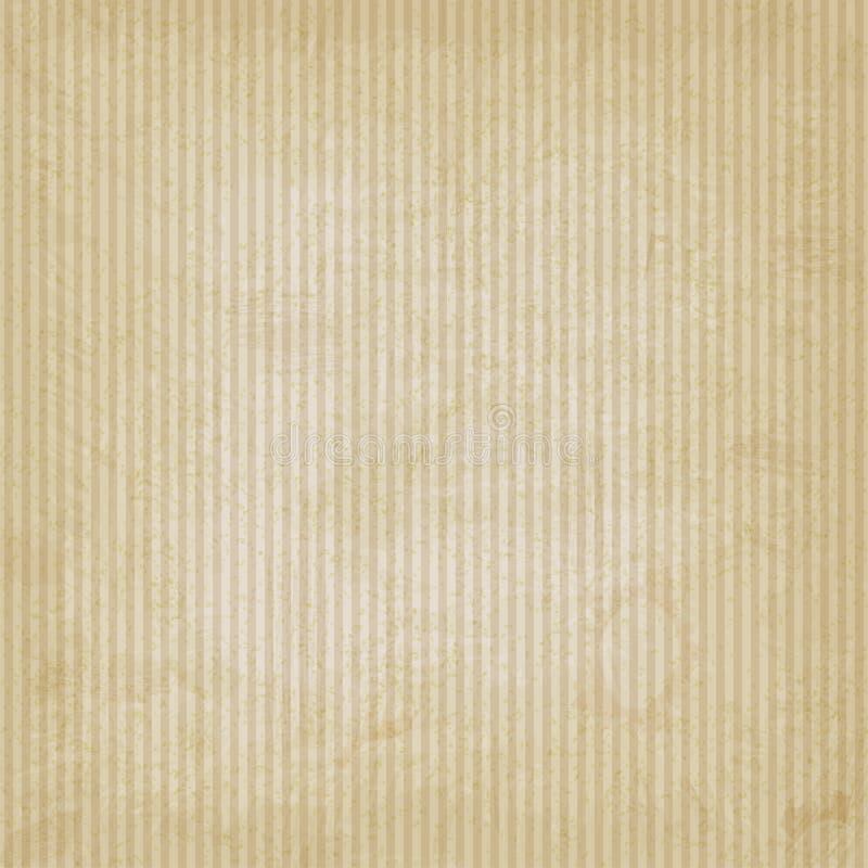 Ретро striped предпосылка иллюстрация вектора