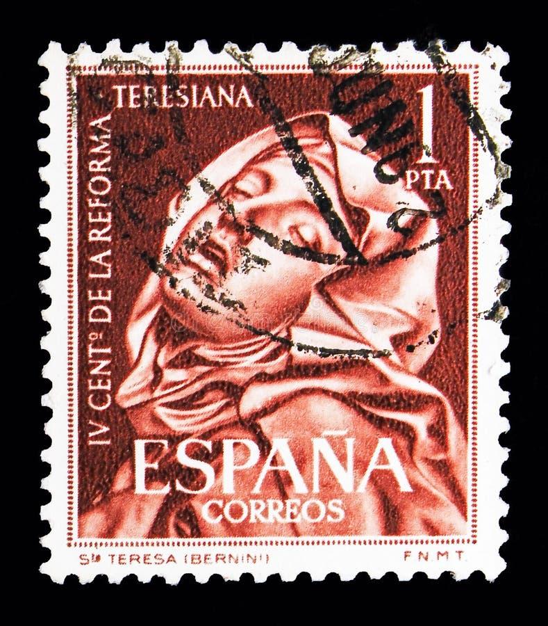 Реформирование Teresian, serie, около 1962 стоковое фото