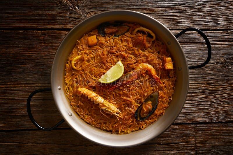 морепродуктов испании в из Рецепт