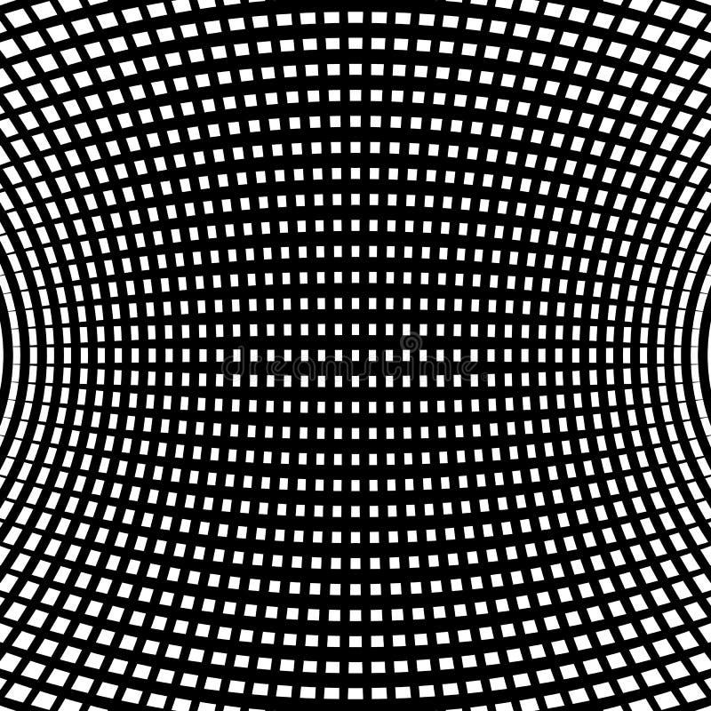 Download Решетка, геометрический элемент сетки Иллюстрация вектора - иллюстрации насчитывающей monochrome, скачками: 81803690