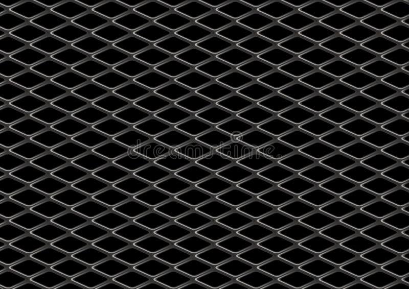 решетка диаманта бесплатная иллюстрация