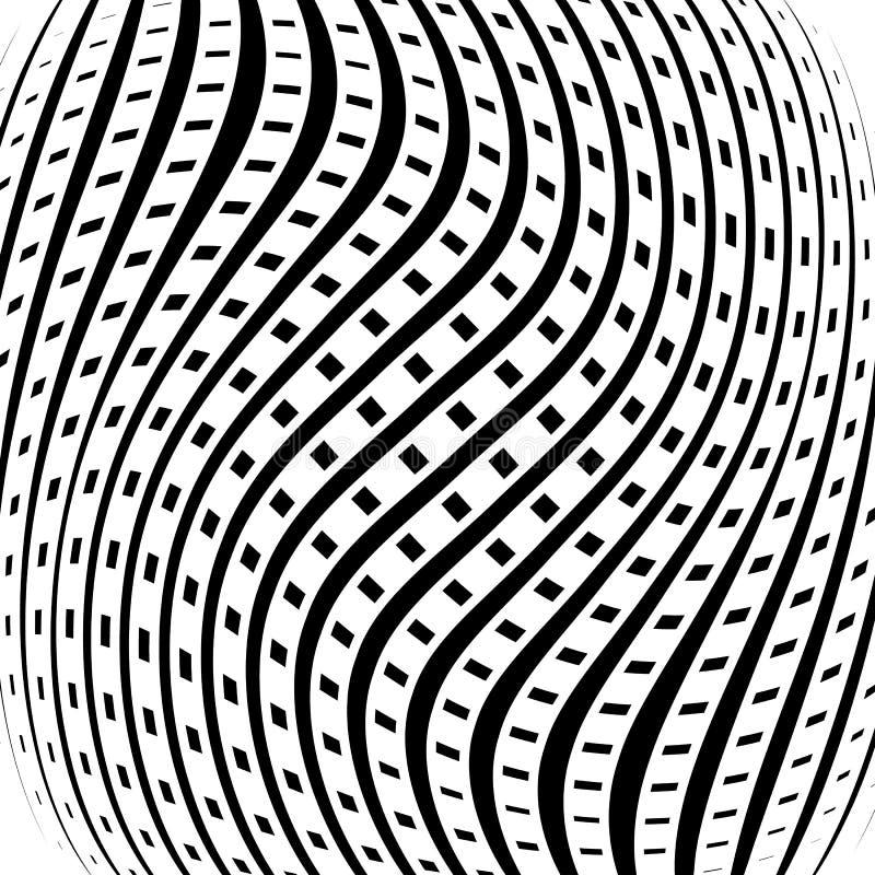 Download Решетка, картина сетки с искажением абстрактная геометрическая картина Иллюстрация вектора - иллюстрации насчитывающей backhoe, хитроумного: 81802923