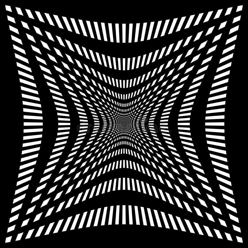 Download Решетка, картина сетки с искажением абстрактная геометрическая картина Иллюстрация вектора - иллюстрации насчитывающей падение, amorousness: 81802937