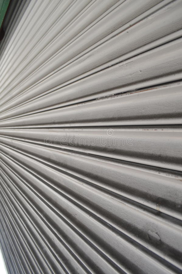 Решетка окна металла стоковая фотография rf