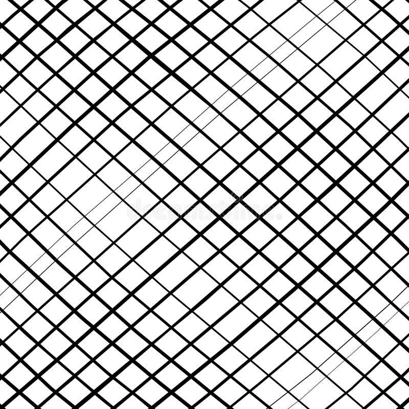 Download Решетка, сетка, пересекая выравнивает картину с выпуклым искажением L Иллюстрация вектора - иллюстрации насчитывающей болгарской, геометрическо: 81803355