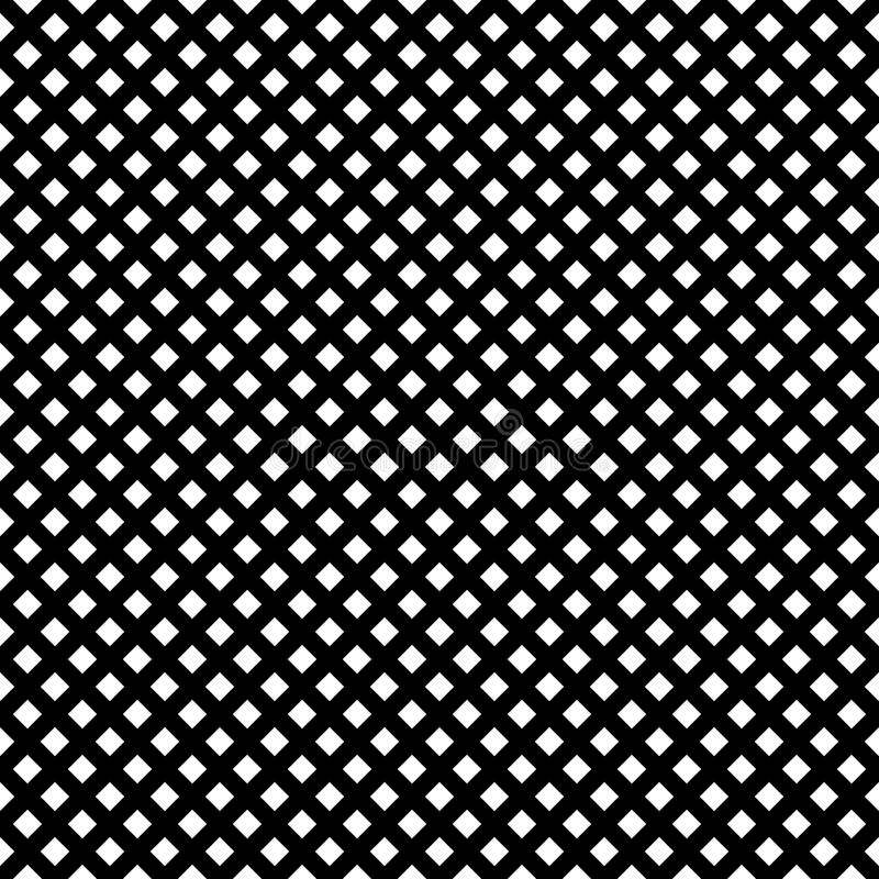 Download Решетка, сетка пересекая линий абстрактный Monochrome предпосылки Иллюстрация вектора - иллюстрации насчитывающей клетчато, свободно: 81804642