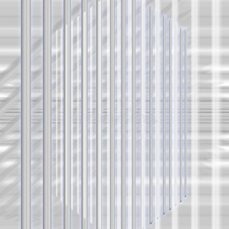 Решетка иллюстрация вектора