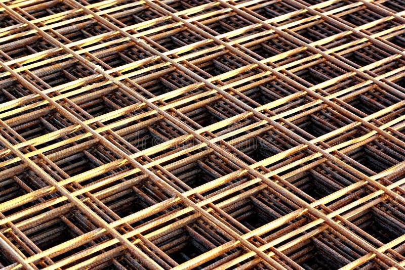 Решетки арматуры стоковое изображение rf