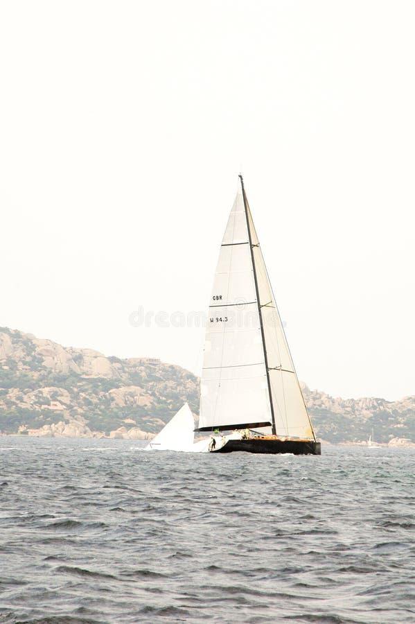 Редакционная макси чашка Rolex яхты стоковые фото