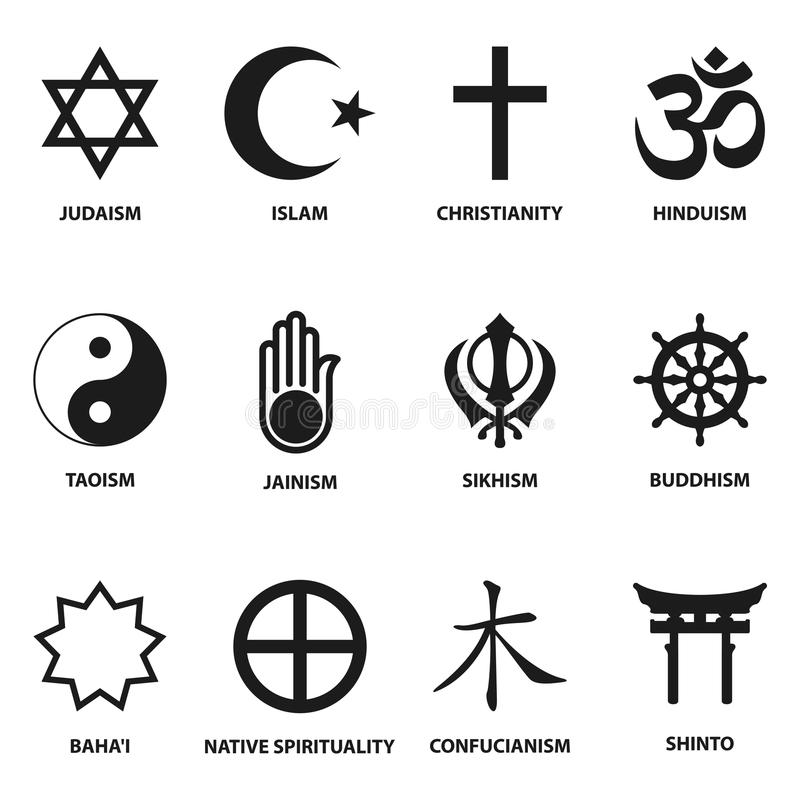 the role and shape of minor religions around the world jainism taoism and lakhota