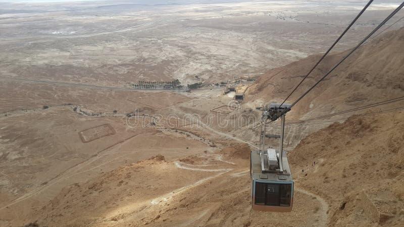 Рельс Masada стоковые изображения