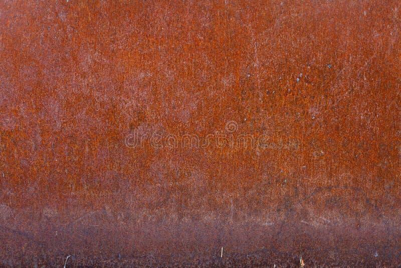 Ржавая панель стоковое изображение rf
