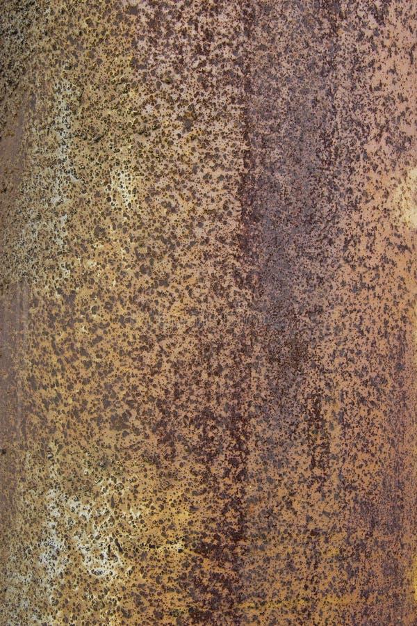 Ржавая предпосылка металла в естественном свете стоковое изображение rf