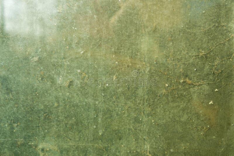 Ржавая стеклянная зеленая предпосылка стоковое фото
